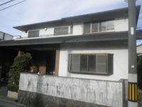 石綿含有建材を使用したお宅の解体工事